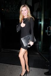 Joanna Krupa Night Out Style - Going To Mr. Chow