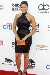 Jordin Sparks Wearing Michael Costello Dress - 2014 Billboard Music Awards in Las Vegas