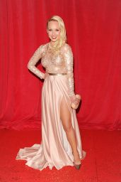 Jorgie Porter - 2014 British Soap Awards in London