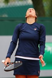 Julia Gorges – 2014 French Open at Roland Garros – Round Two