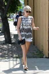 Julianne Hough - Out in Beverly Hills - May 2014