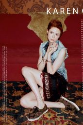 Karen Gillan - Nylon Magazine May 2014 Issue