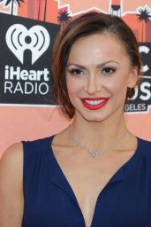 Karina Smirnoff - 2014 iHeartRadio Music Awards in Los Angeles