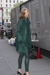 Karlie Kloss in NYC - May 2014