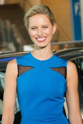 Karolina Kurkova - The BMW Welt Celebrate His 15 Millionth Visitor - April 2014