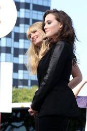 Kat Dennings & Beth Behrs -