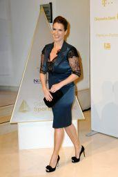 Katarina Witt - Golden Sports Pyramid Ceremony in Berlin - May 2014