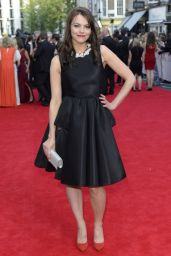 Kate Ford - 2014 British Academy Television Awards in London