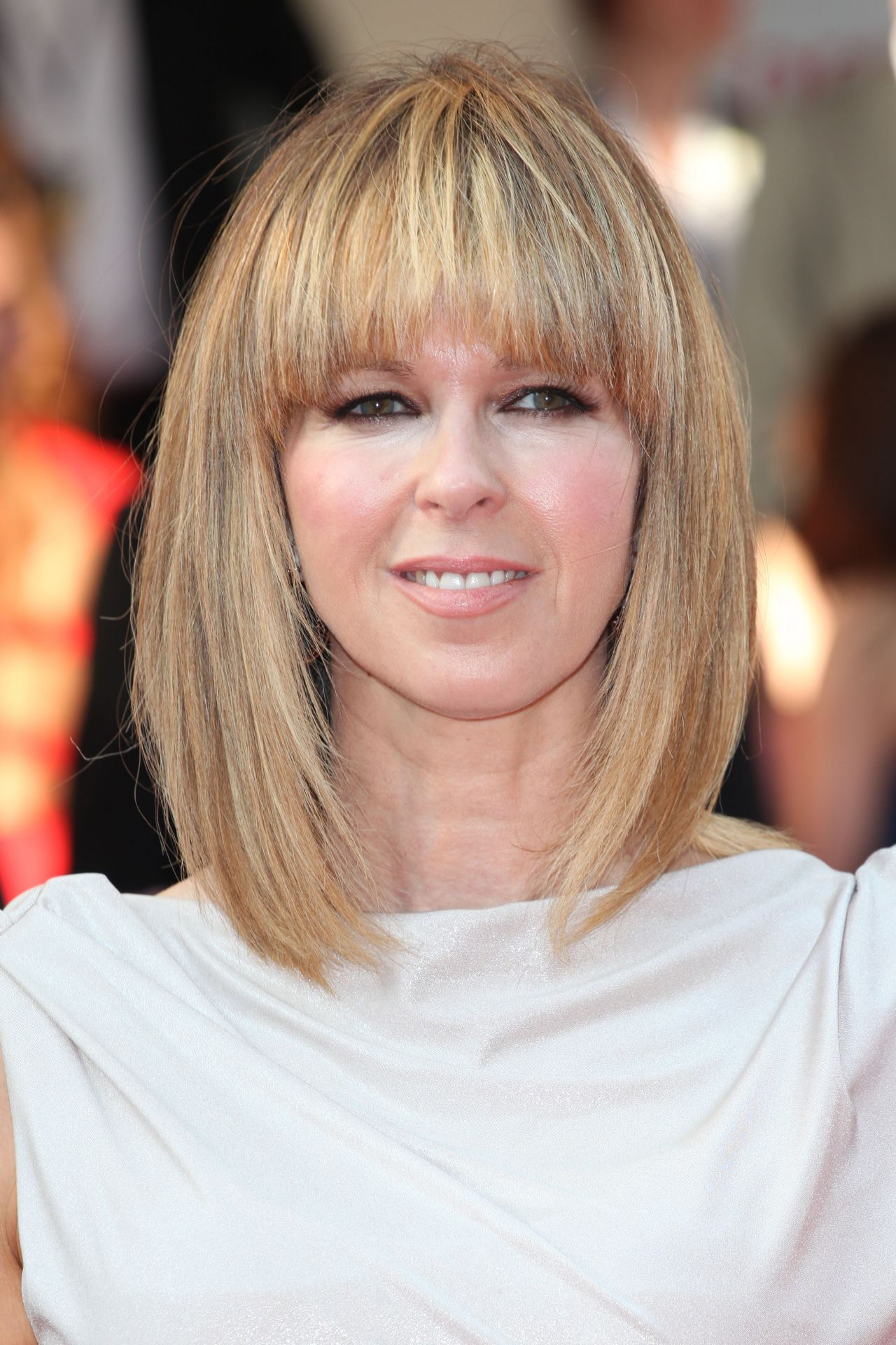 Kate Garraway 2014 British Academy Television Awards In