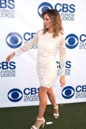 Katharine McPhee - 2014 CBS Summer Soiree in West Hollywood