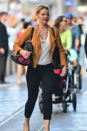 Katherine Heigl in New York City - May 2014
