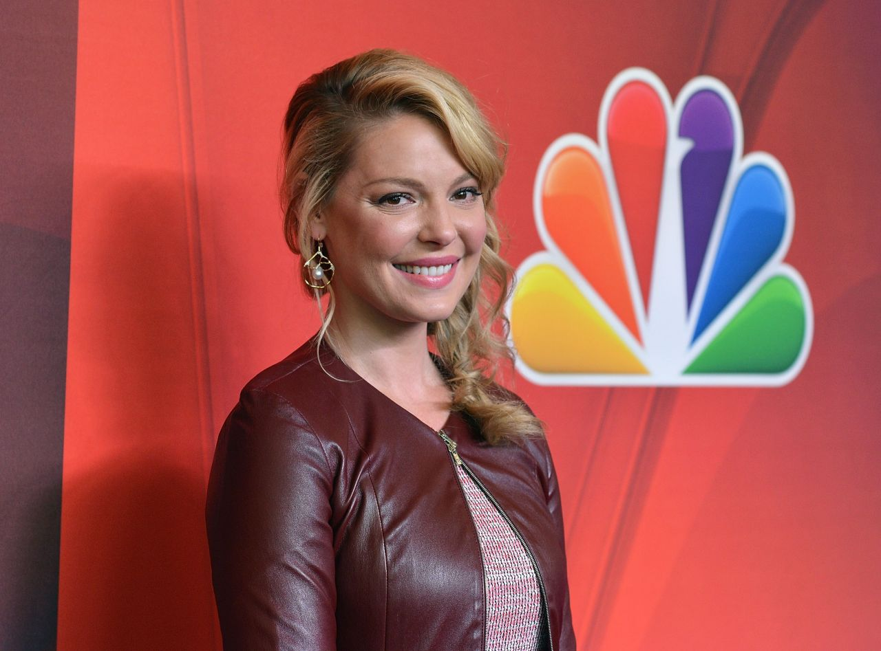 Katherine Heigl – NBC Upfront Presentation in New York City – May ... Katherine Heigl
