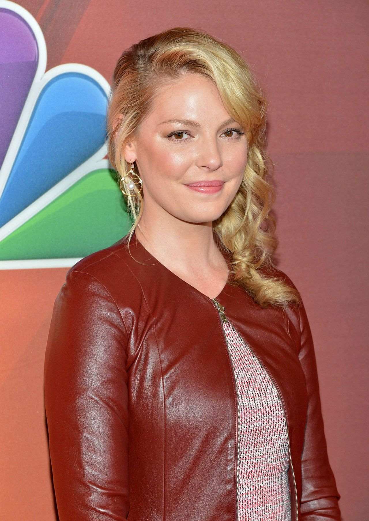 Katherine Heigl – NBC Upfront Presentation in New York City – May ...