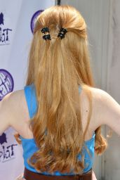 Katherine McNamara – Popstar's Fierce 15 Backyard BBQ - May 2014