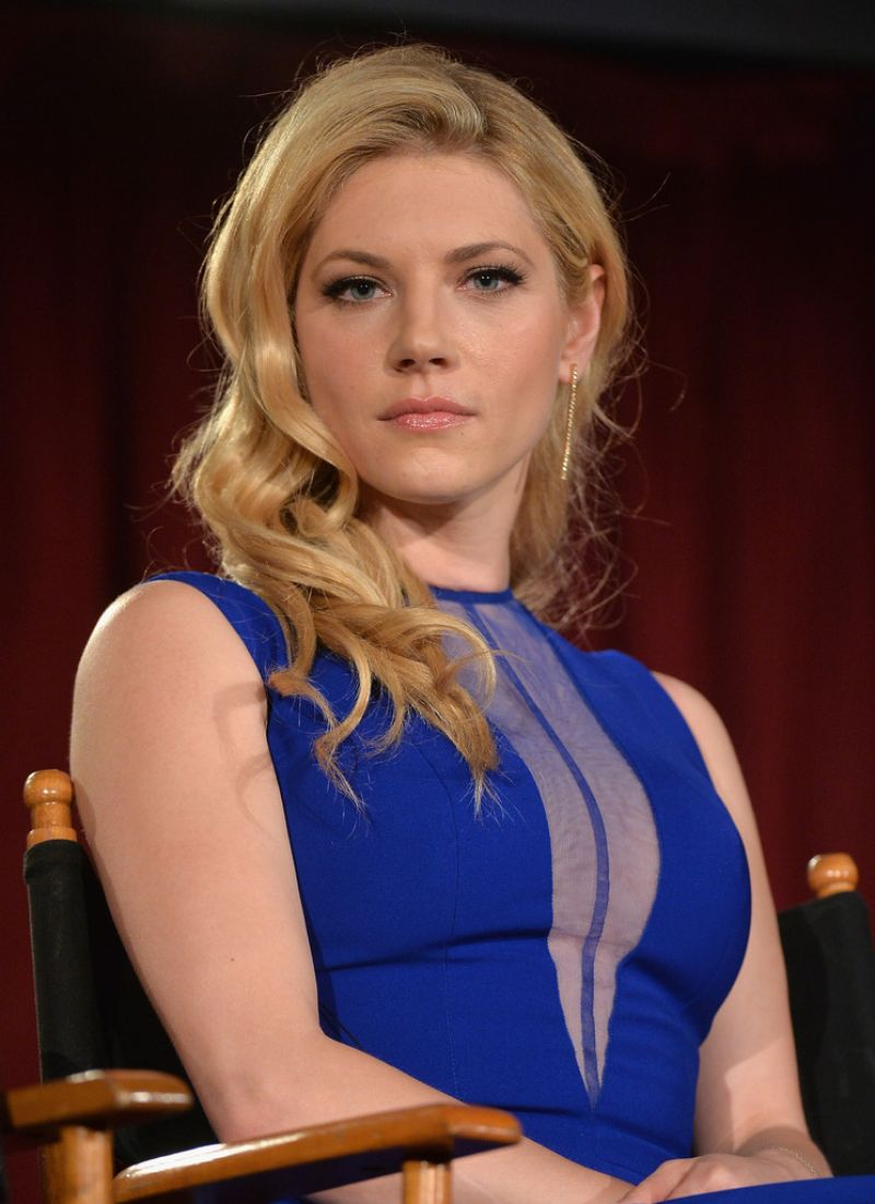 Katheryn Winnick At Vikings Panel Discussion And Reception In North Hollywood