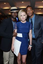 Kathleen Robertson - TBS / TNT Upfront 2014