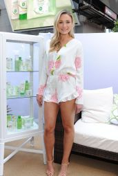 Katrina Bowden Shows Off Her Legs - Kind to City Skin Event - May 2014