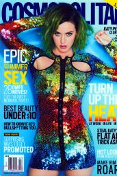 Katy Perry - Cosmopolitan Magazine July 2014 Issue
