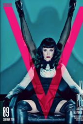 Katy Perry & Madonna - V Magazine V89 Summer 2014