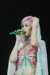 Katy Perry Performs at Prismatic Tour - O2 Arena in London - May 2014