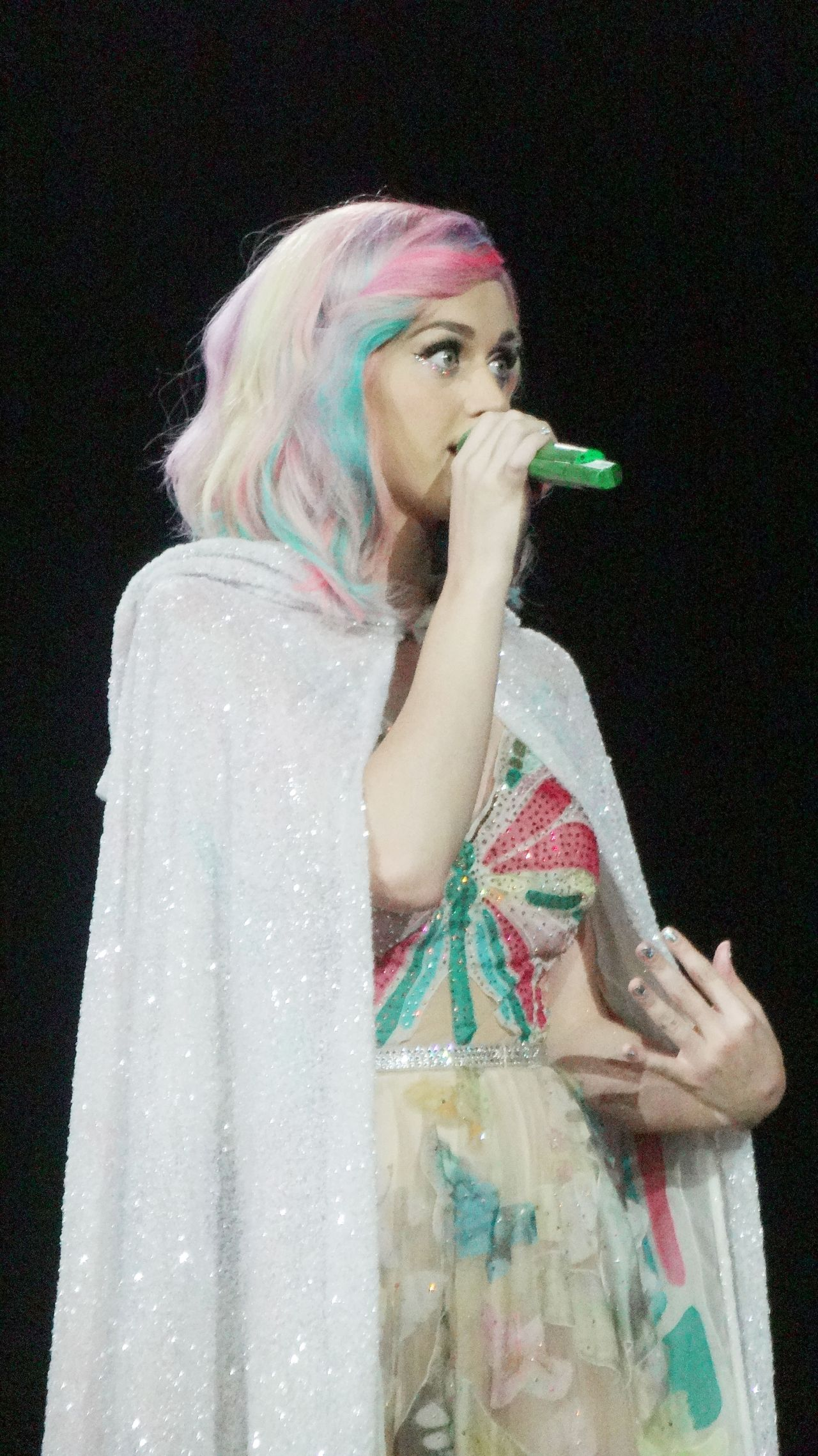Katy Perry Performs At Prismatic Tour O2 Arena In London