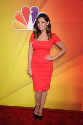 Kelly Brook – NBC Upfront Presentation in New York City – May 2014
