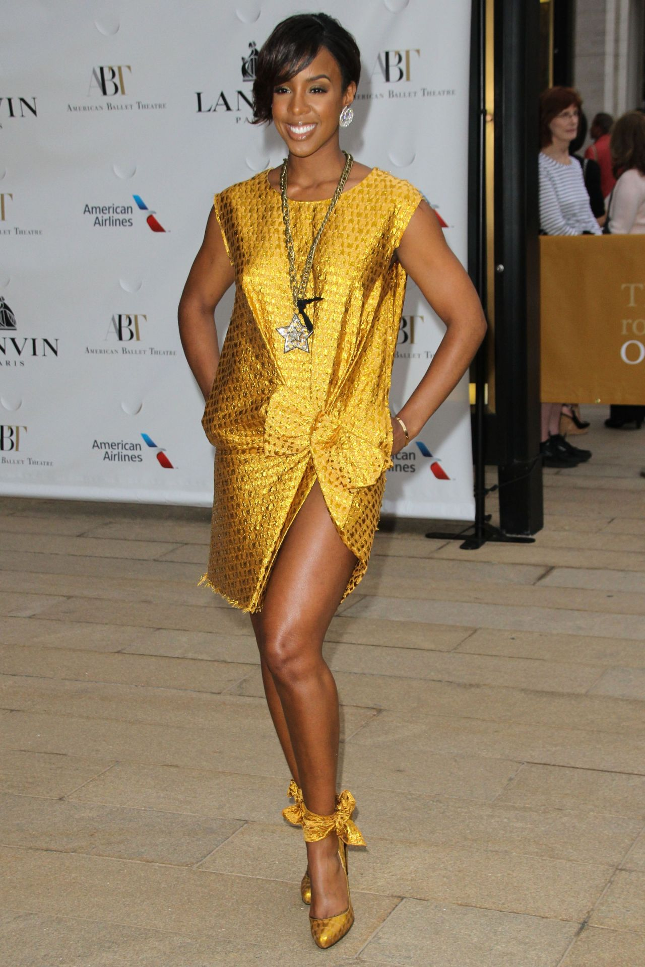 Kelly Rowland American Ballet Theatre Opening Night