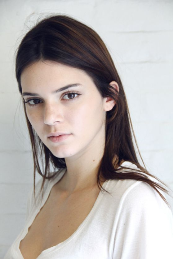 kendall jenner photoshoot for gosee 2014