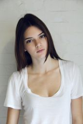 Kendall Jenner - Photoshoot for Go-See (2014)