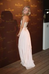 Kimberley Garner at Magnum 25th Anniversary Party at Cannes - May 2014
