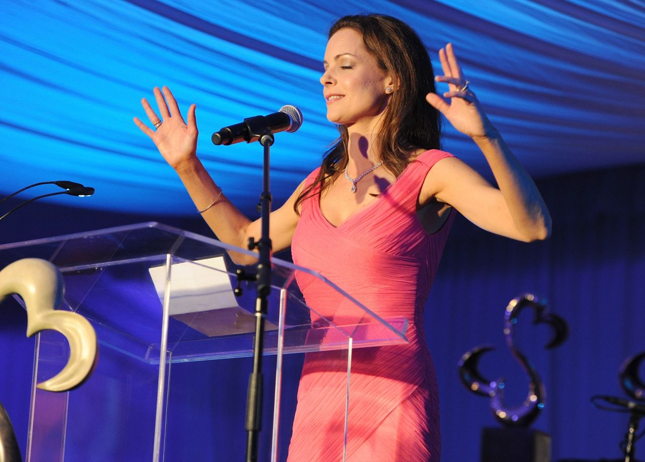 Kimberly Williams-Paisley - 2014 Open Hearts Foundation Gala