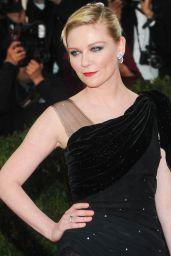 Kirsten Dunst – 2014 Met Costume Institute Gala