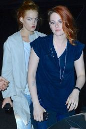 Kristen Stewart at the Met Gala 2014 Afterparty