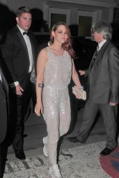 Kristen Stewart in Cannes - Going to Dinner - May 2014