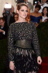 Kristen Stewart in Chanel 2014 Couture Dress – 2014 Met Costume Institute Gala