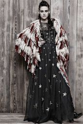Kristen Stewart - Karl Lagerfield Photoshoot for Chanel Paris/Dallas - Pre-Fall 2014 Campaign