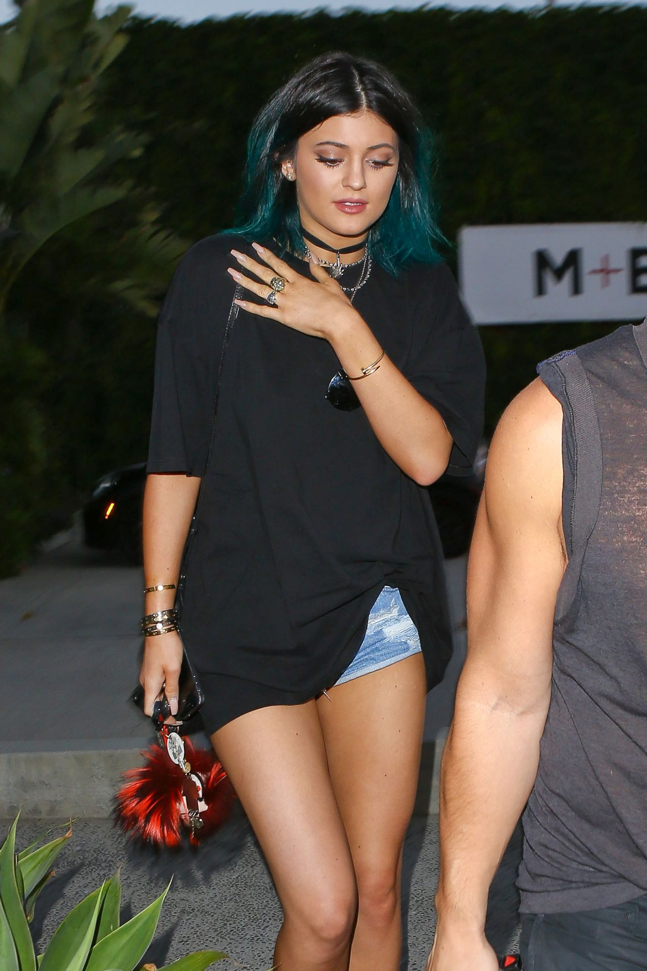 Kylie Jenner Depressed: Out In West Hollywood