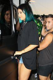 Kylie Jenner - Out in West Hollywood - May 2014