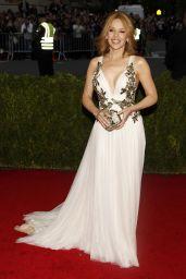 Kylie Minogue – 2014 Met Costume Institute Gala