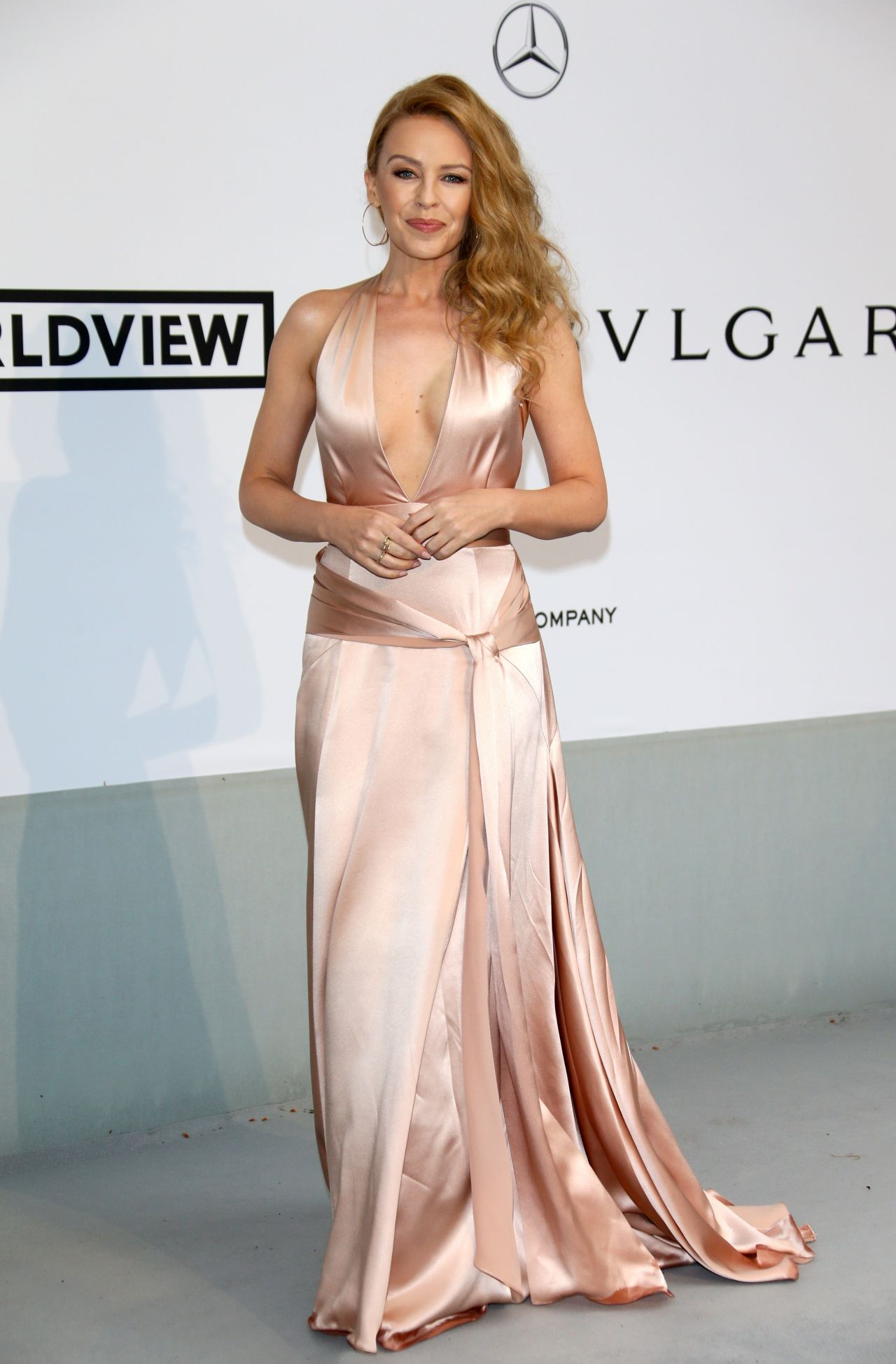 Kylie Minogue at amfAR