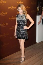 Kylie Minogue at Magnum 25th Anniversary Party at Cannes - May 2014