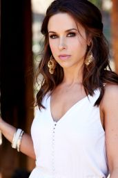 Lacey Chabert - Bridget Marie Magazine May 2014 Issue