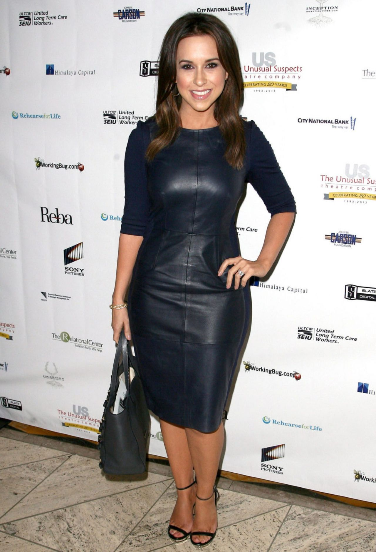 Lacey Chabert Change Together The Unusual Suspects