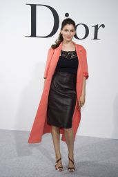 Laetitia Casta - Dior Cruise 2015 Fashion Show - May 2014