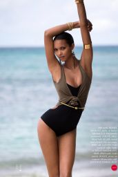 Lais Ribeiro - Elle Magazine June 2014 Issue