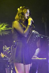 Lana Del Rey - Live Performance at the WaMu Theatre in Seattle - May 2014