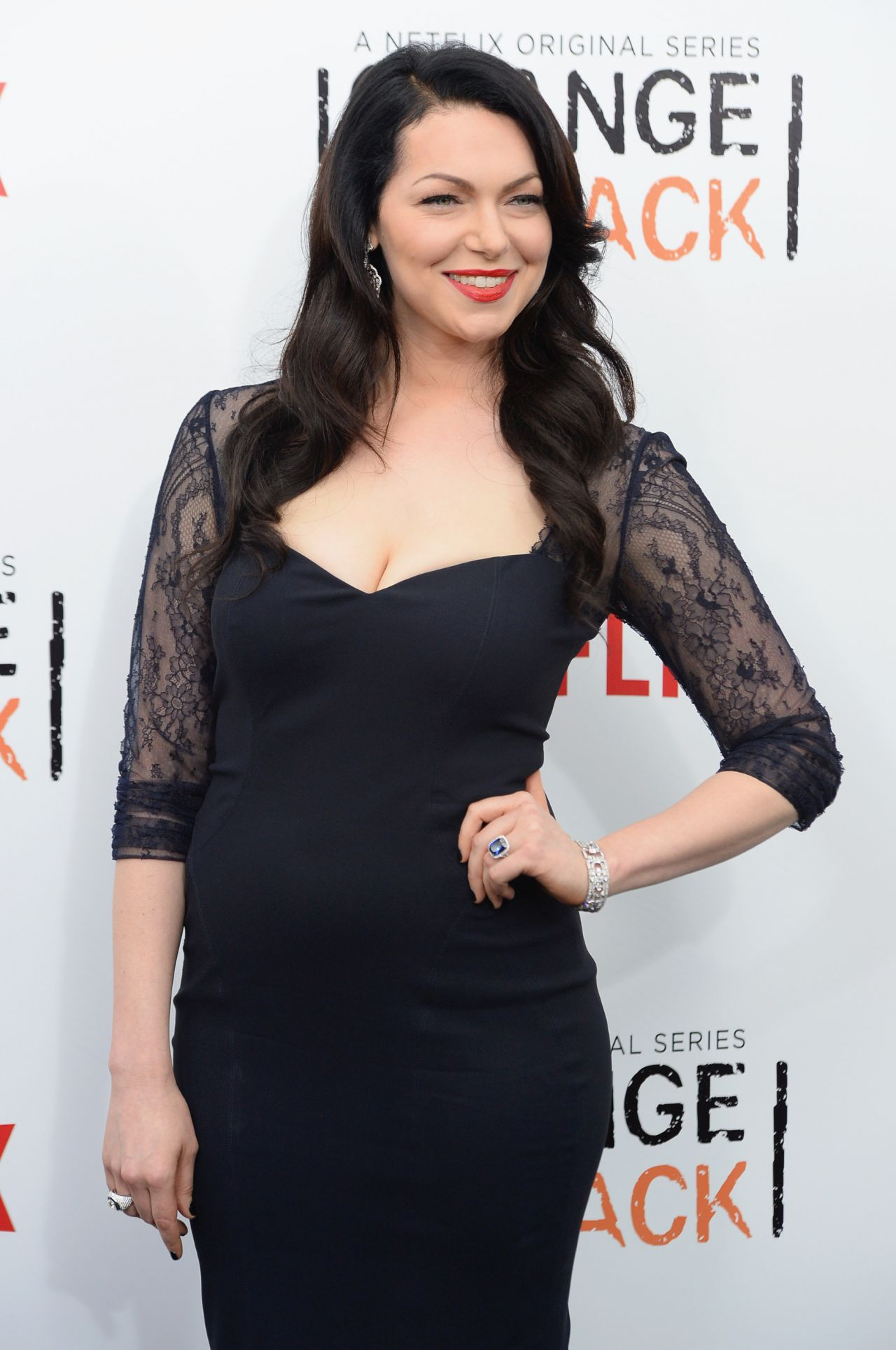 Laura prepon orange is the new black tits