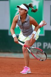Lauren Davis – 2014 French Open at Roland Garros – Second Round