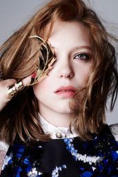 Lea Seydoux - Dazed & Confused, Korea - May 2014