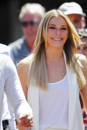LeAnn Rimes - Singing at the Indy 500 - May 2014